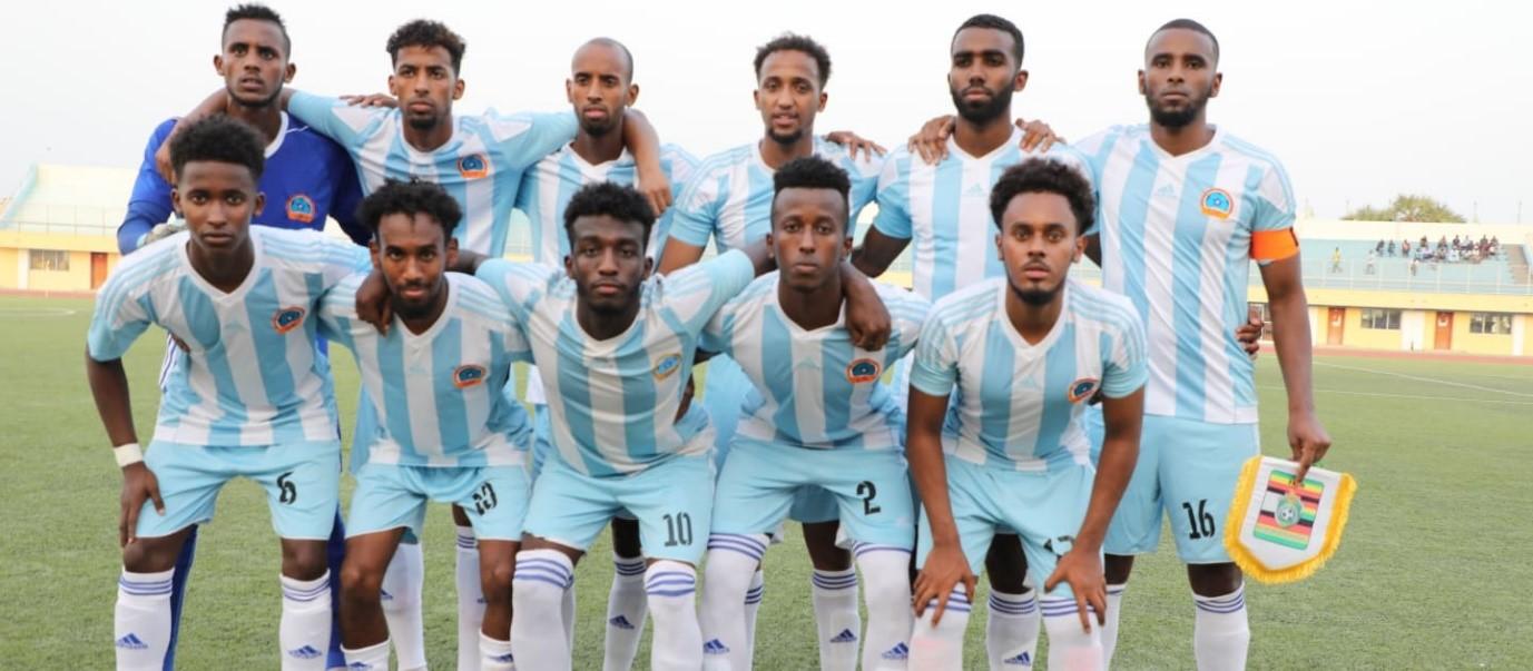 Somalia national team